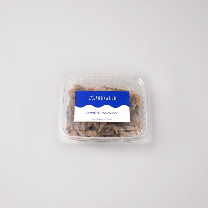 Gamberetti congelati